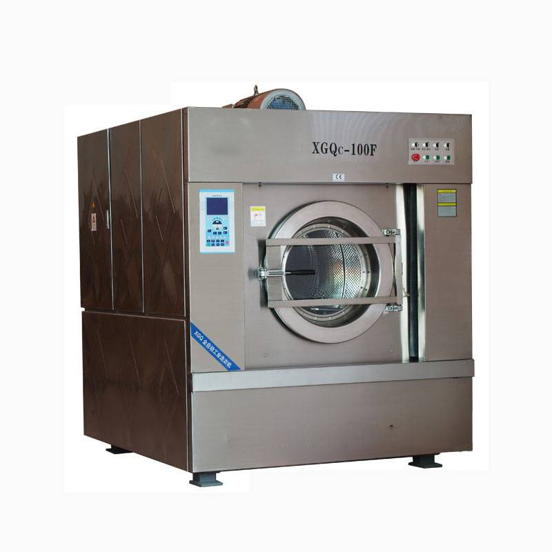 50kg XGQ-F fully automatic industrial washer extractor