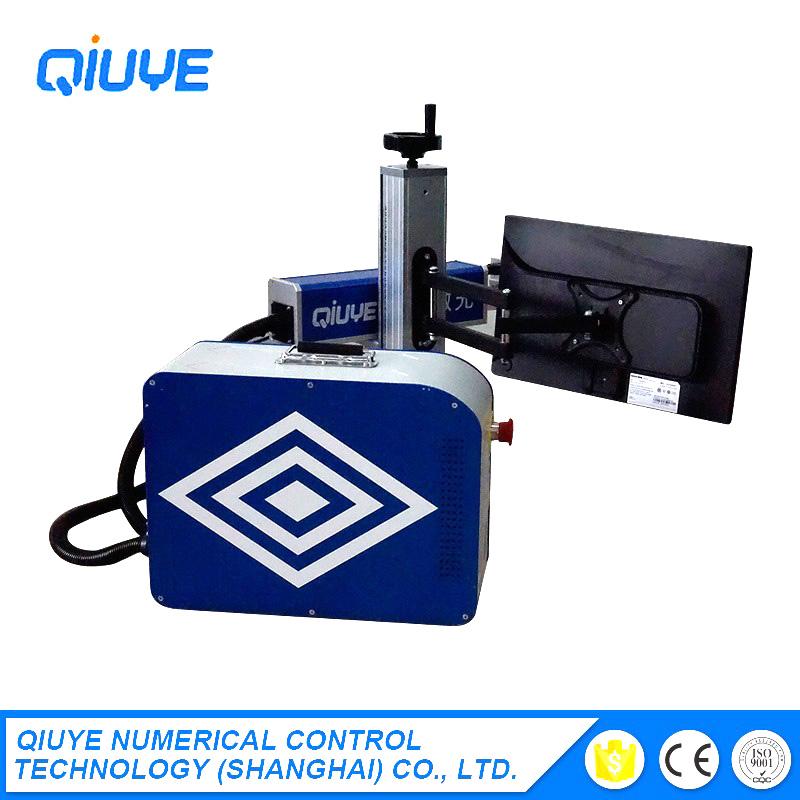 30W portable mini fiber laser marking machine price