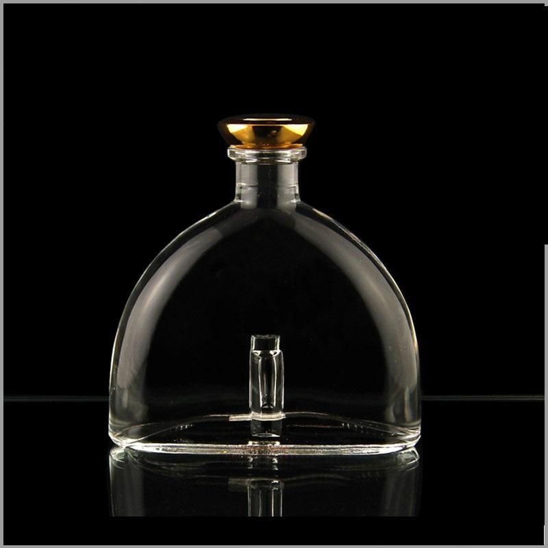 2017 wine glass bottles for 750ml