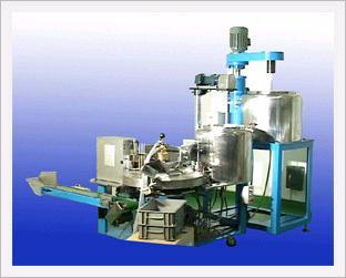 Oil Pastel & Crayon Making Machine (DY-02)