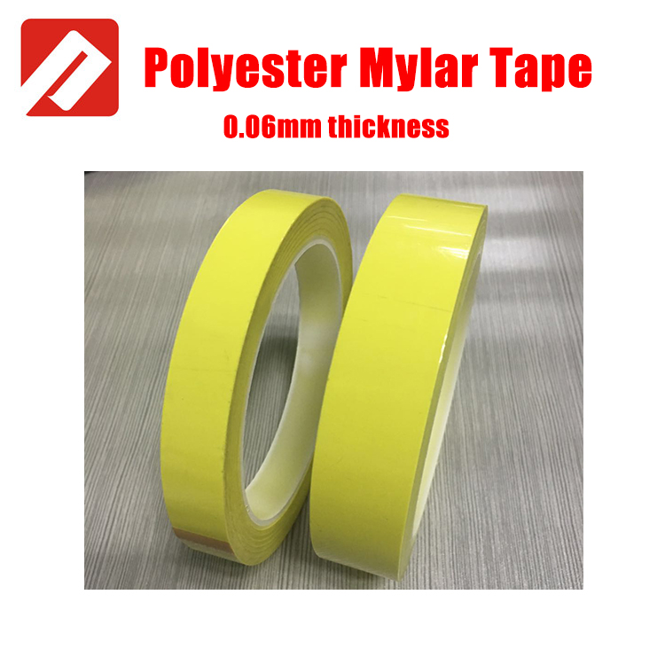 High Performance Mylar Adhesive Insulation Polyester Film Tape for Transformer