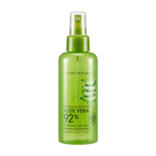 [NATURE REPUBLIC] Aloe Vera 92% Soothing Gel Mist 150ml