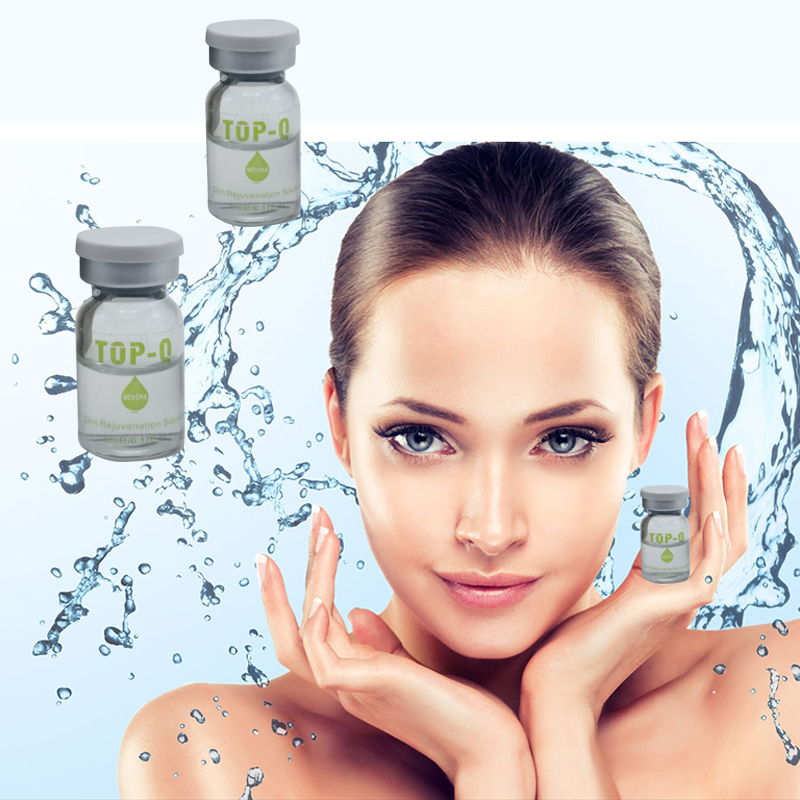 Deeply Skin Repairing Solution Non Cross Linked Mesotherapy Hyaluronic Acid