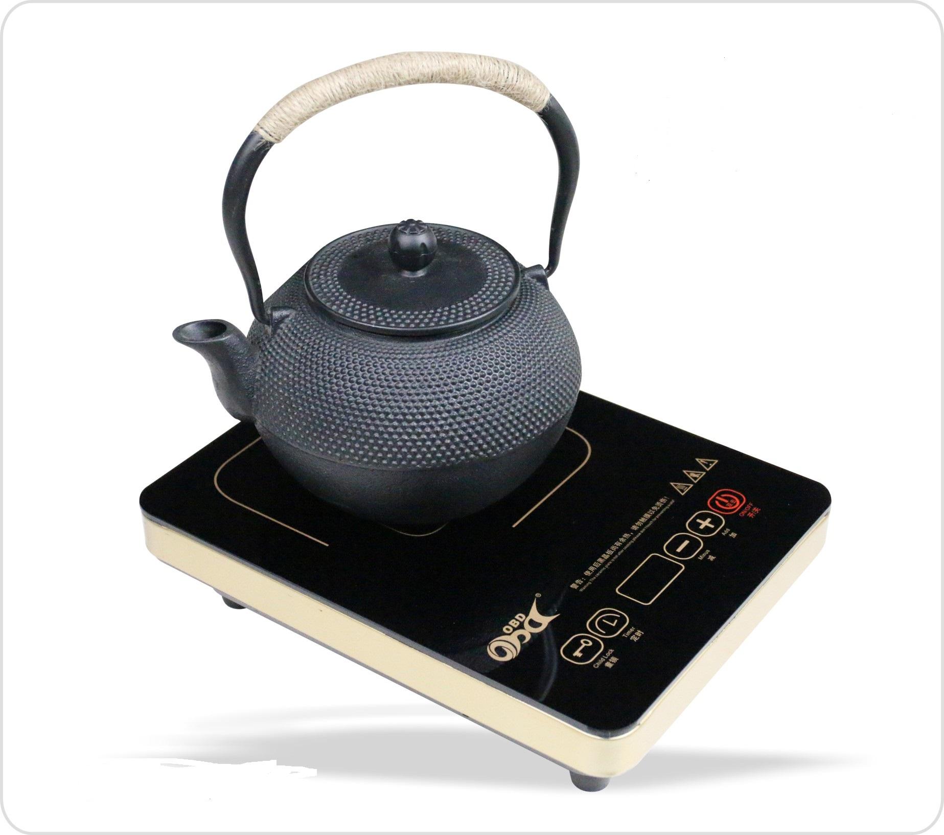 OBD Infrared Ceramic Cooker Small Tea Stove 1300W