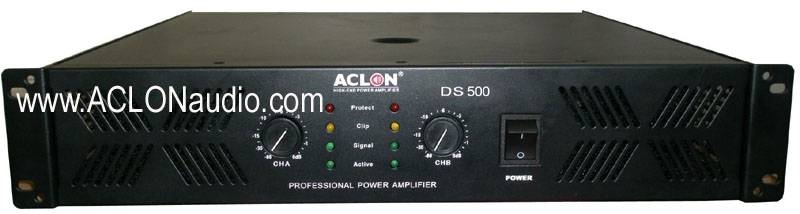 Power Amplifier DS Series (DS500)
