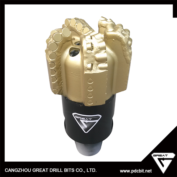 GREAT GS1905TZ Steel Body PDC Drill Bit for oil and gas drilling
