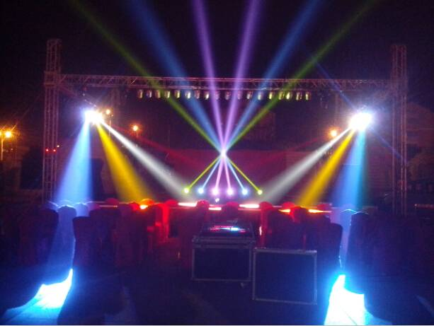 Stage Concert truss system