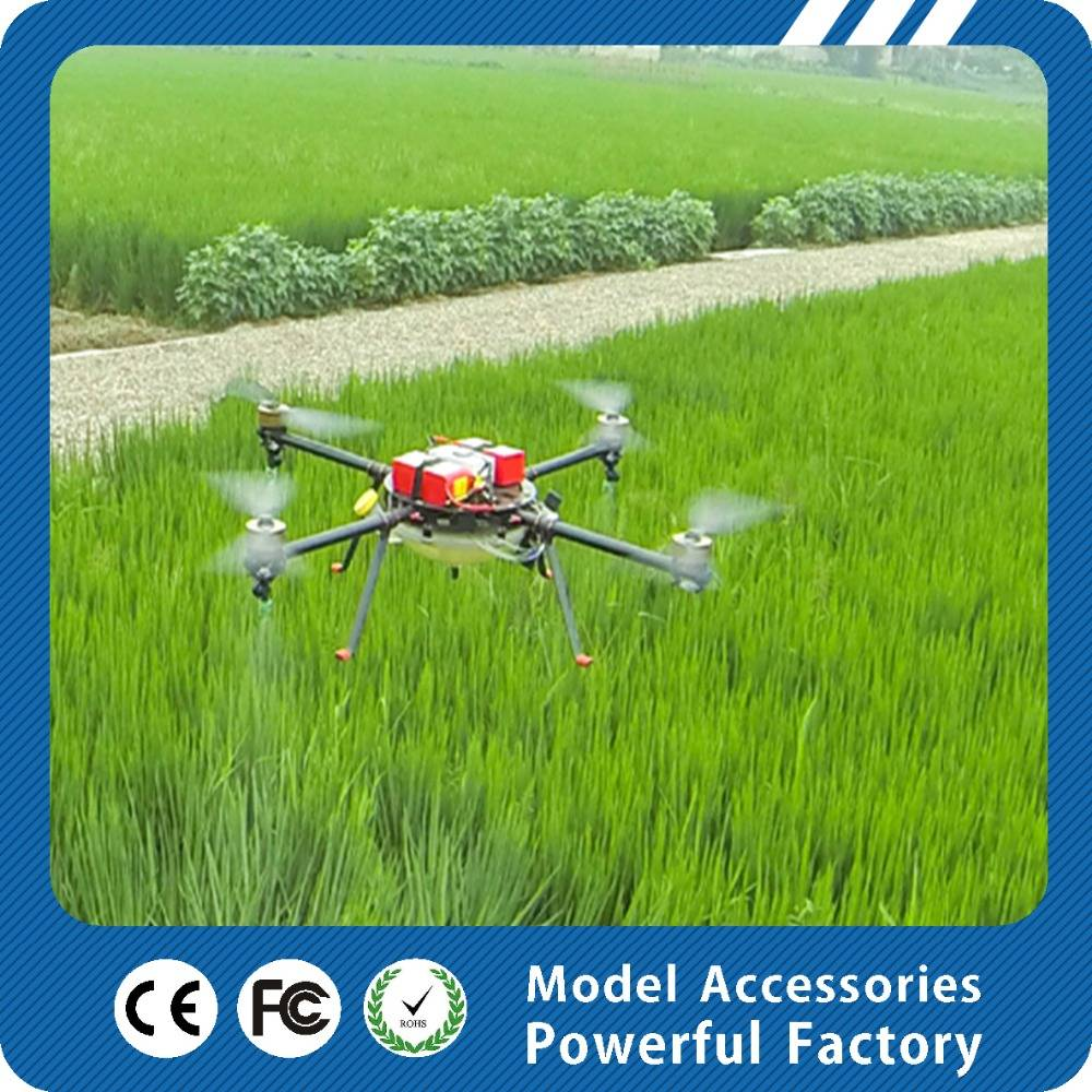 Agricultural UAVs, Farm Drone for Plant Protection, Flight time 10-30 minutes Six axis aircraft Dron
