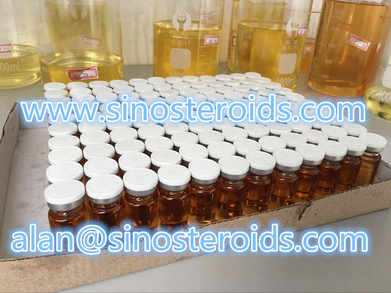 Anabolic Steroids Finished Liquid Stanozolol / Winstrol 50 mg/ml