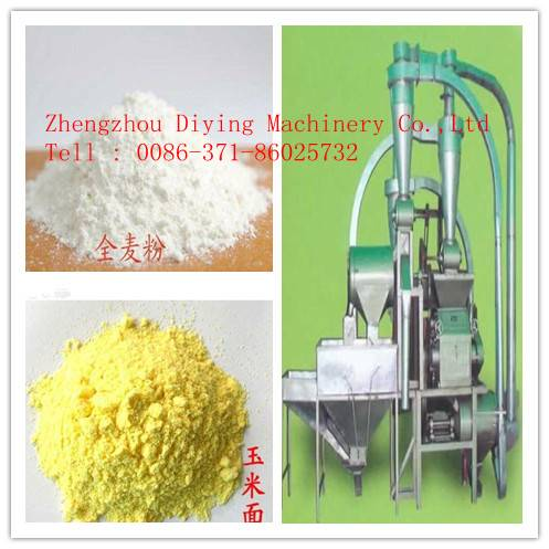 Manufacturer Selling DYF-40 Wheat Flour Mill