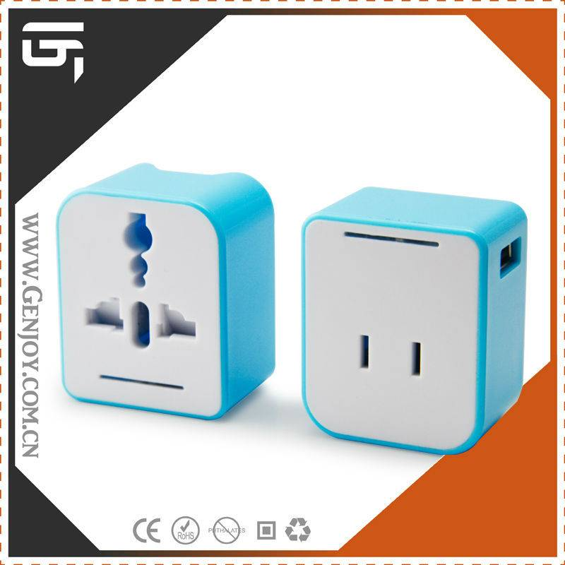 China Supplier High Quality Universal Travel Adaptor with USB