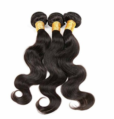 [8A]3 Bundles Malaysian Body Wave Hair Weave