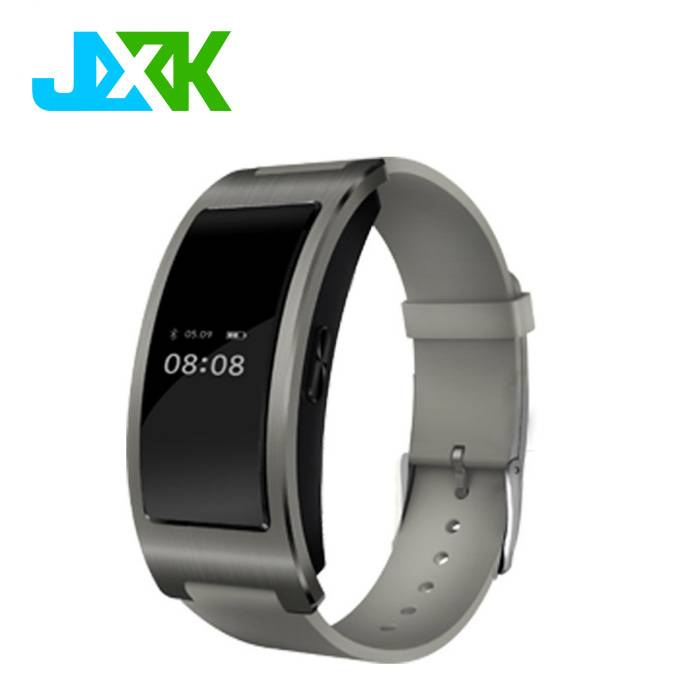 Newest heart rate and blood pressure monitor fitness traker smart watch ck11