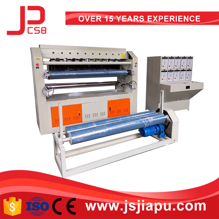 JIAPU Ultrasonic Quilting Machine with CE certificate