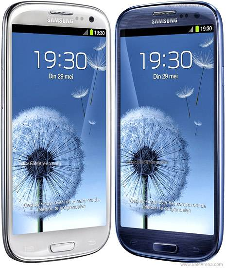 Original unlocked Android mobile phones Samsung I9300 Galaxy S III