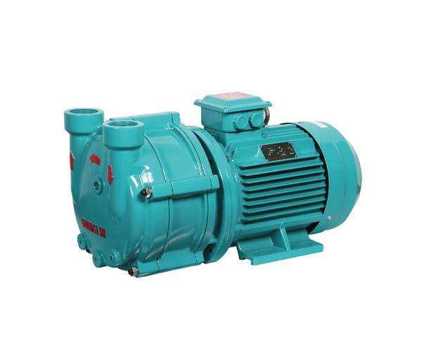 Sing-stage water-ring vacuum pump