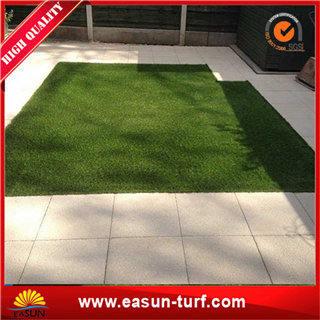 Garden decor artificial carpet turf grass mande in china-ML