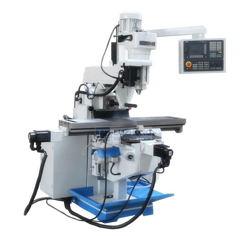 XK6325CNC Turret Milling Machine