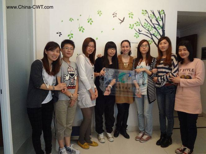 Guangzhou Interpreter from China CWT