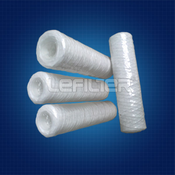 PP string wound filter cartidge Made in china