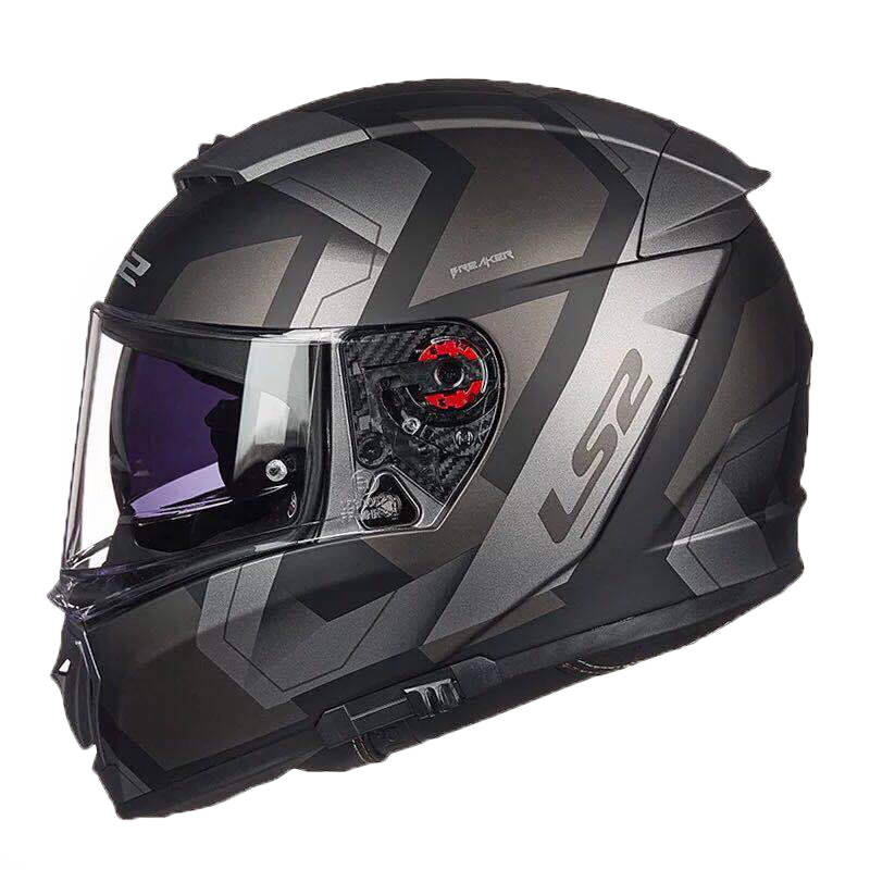 Expanded polypropylene foam material for high-performance motorcycle helmets