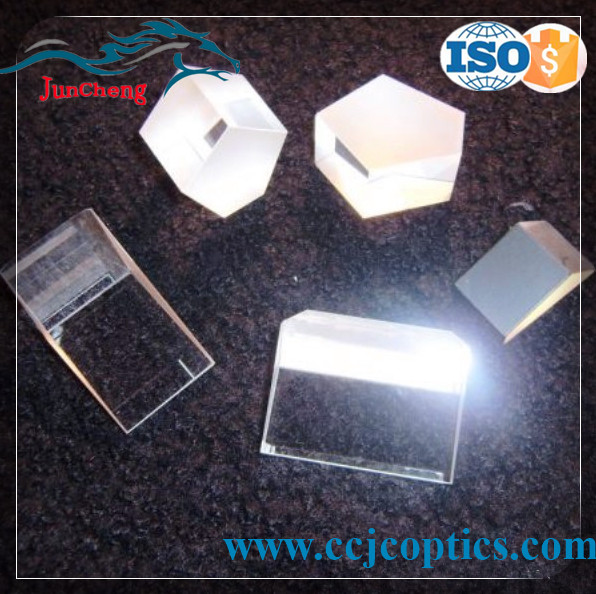 BK7 FS Fused silica Optical glass prism