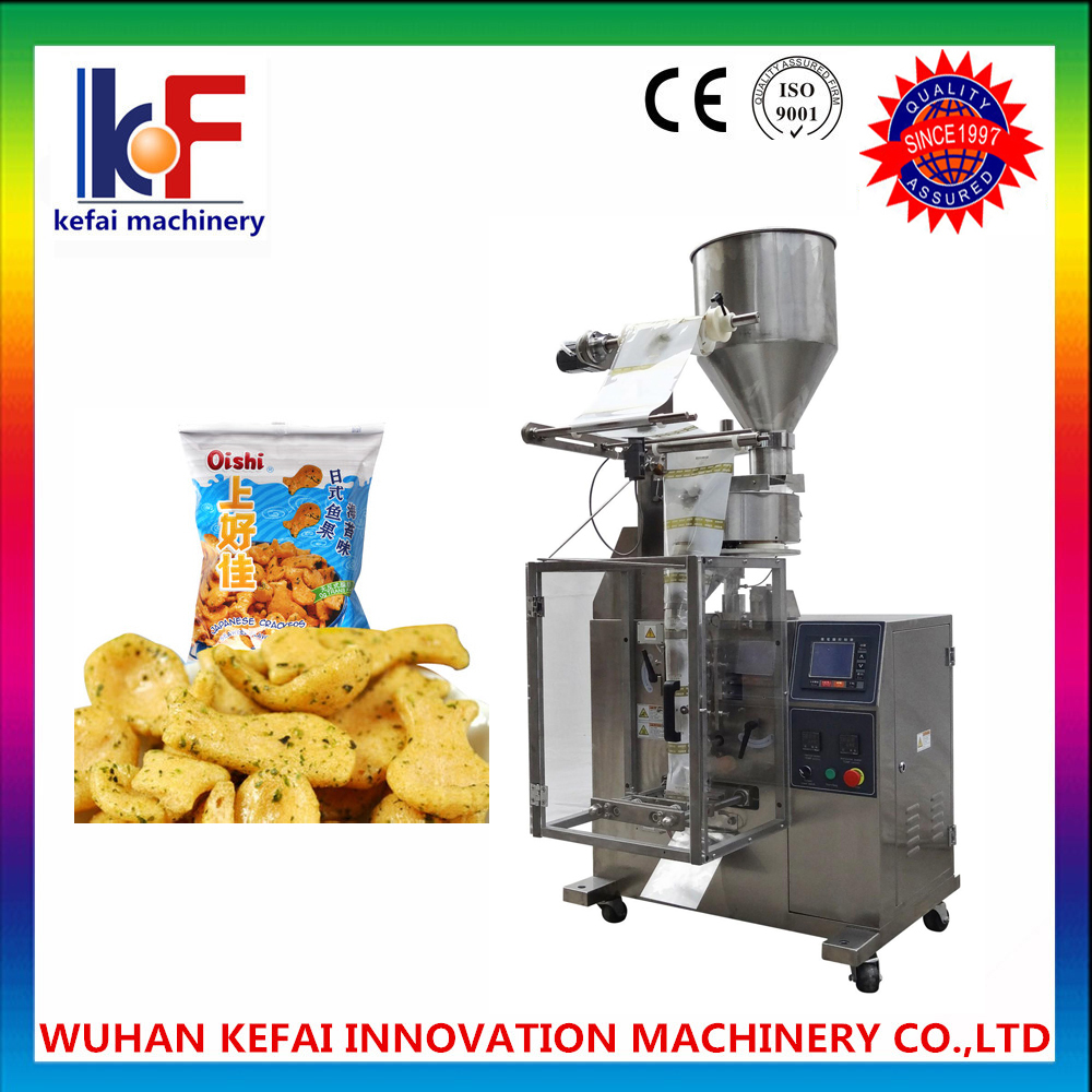 3 Sides or 4 Sides Sealing High Speed Automatic Sachet Granule Packing Machine/Liquid Packing Machin