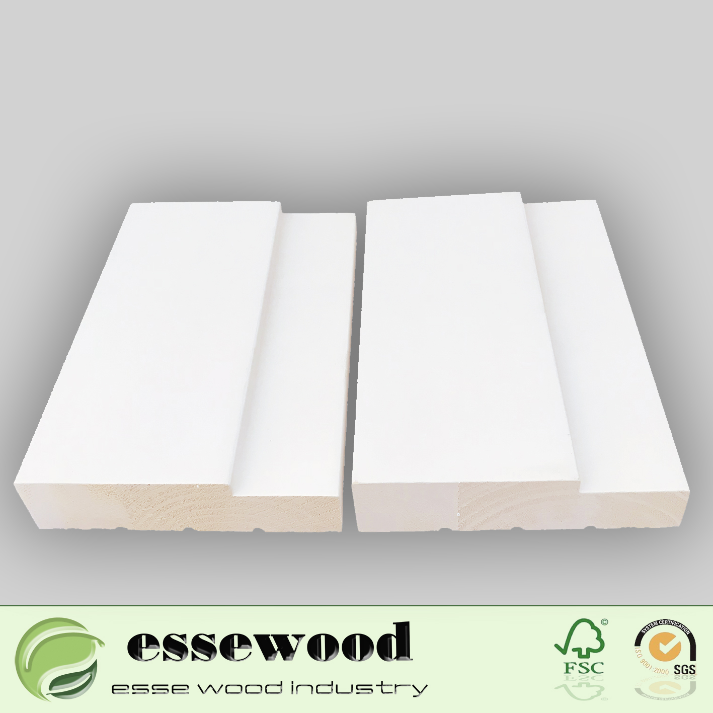 Decorative Millwork Door and Window Frame Moulding
