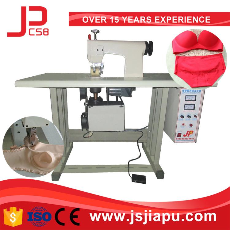 JIAPU Ultrasonic Underwear Making Machine with CE certificate
