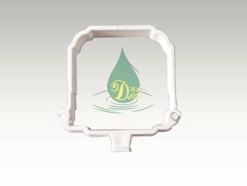 Pvc Rain gutter downspout accessories-downpipe, View Pvc Rain downspout
