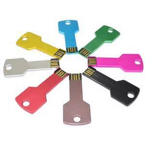 hot sales item factory price custom key usb