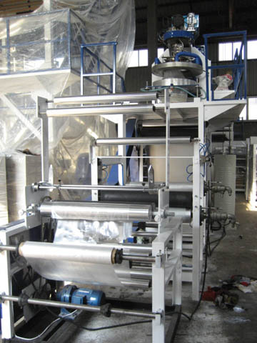 PP Film Blowing Machine/blow molding machine