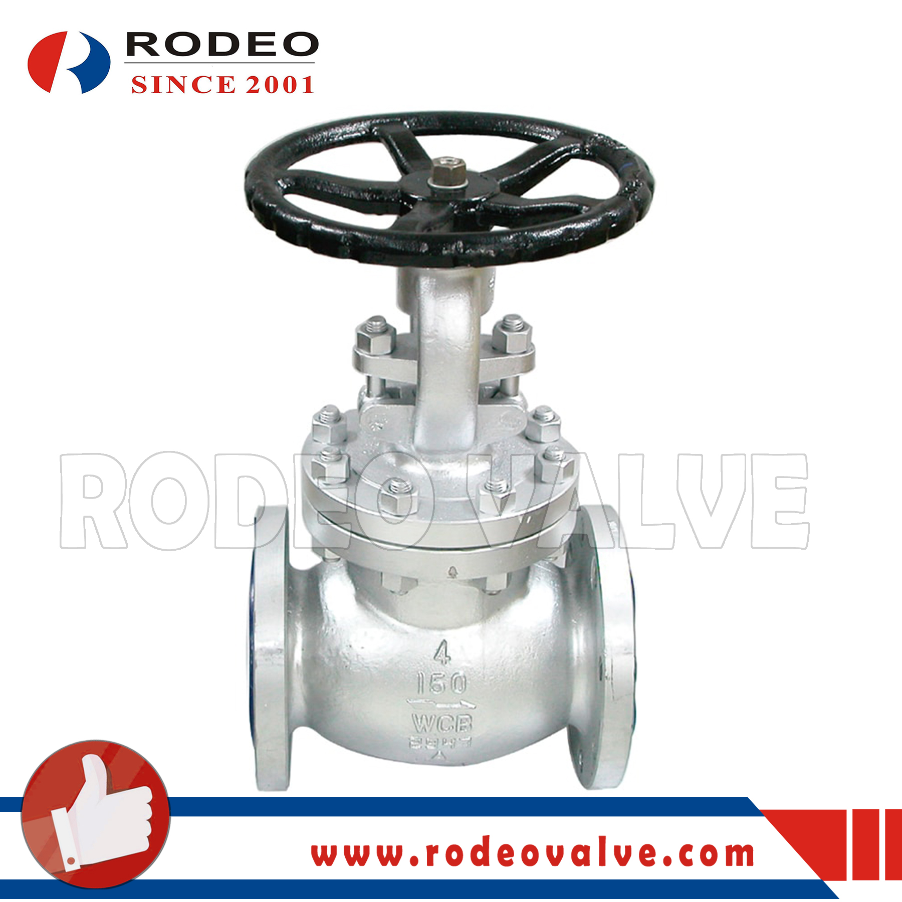 carbon steel Flanged Globe valve