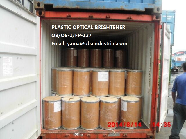 Plastic Optical Brightener OB from CHINA factory