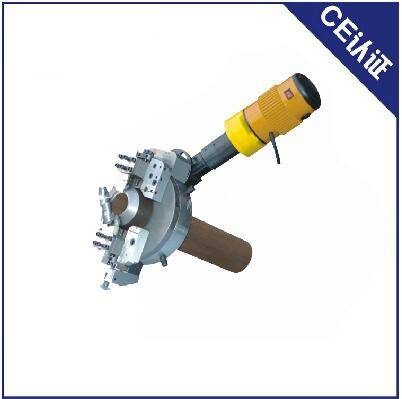 OD-Mounted Type Electric Pipe Cutting and Beveling Machine