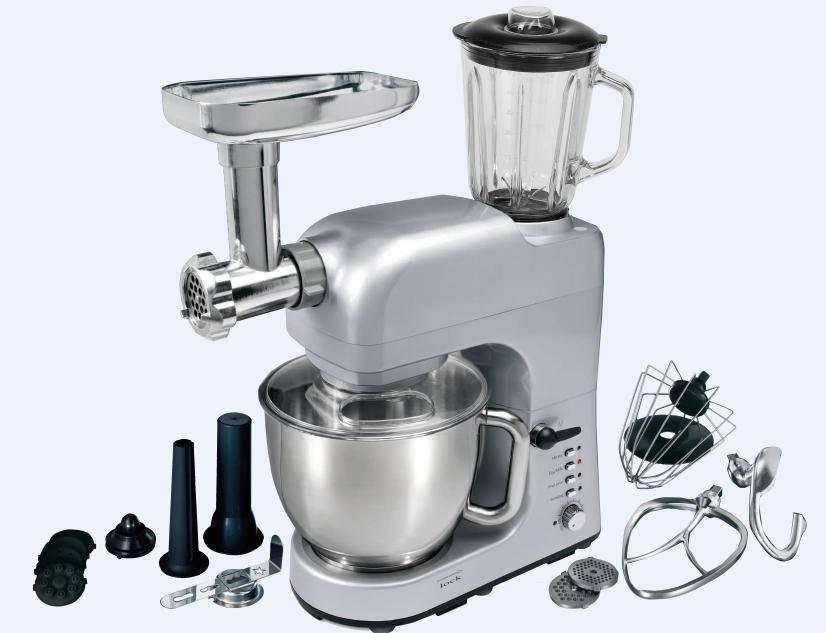 Food Mixer Or Food Processor