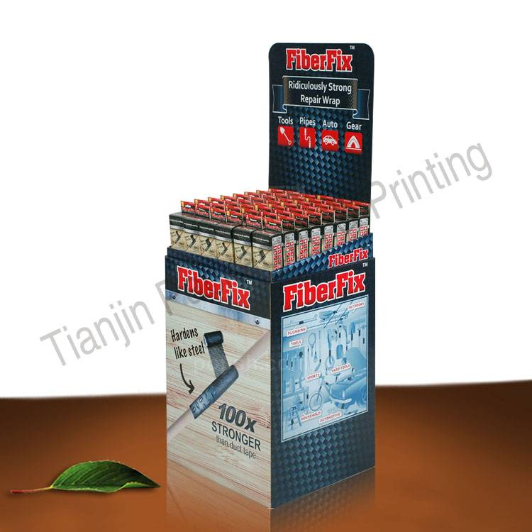 PDQ, counter Display, Display Box, Paper Display