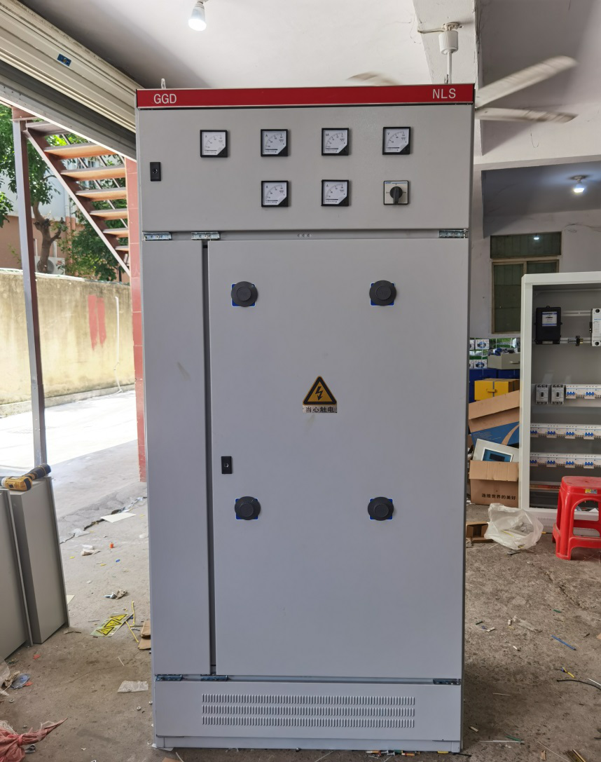 High Voltage Distribution Metering Box
