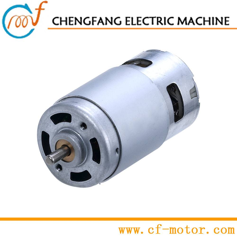 Low Voltage Small DC Electric Motor for Ride-on Toys, Home Appliance and Power Tools RS-790H/RS-795H