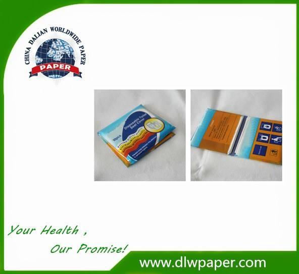 Paper Flushable Disposble Toilet Seat Covers
