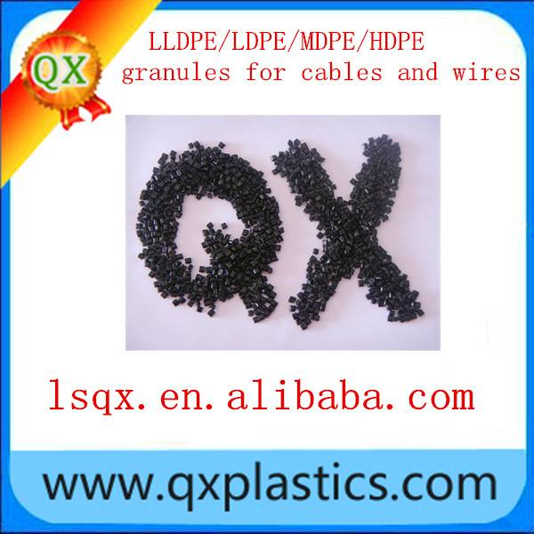 LLDPE compounds for cable and wire sheath