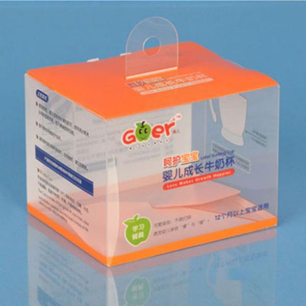 PP box for baby bottle