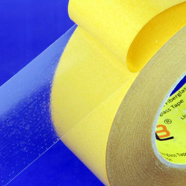 backed with PET double face tapeJLS-512, tensile force, high temperature resistant