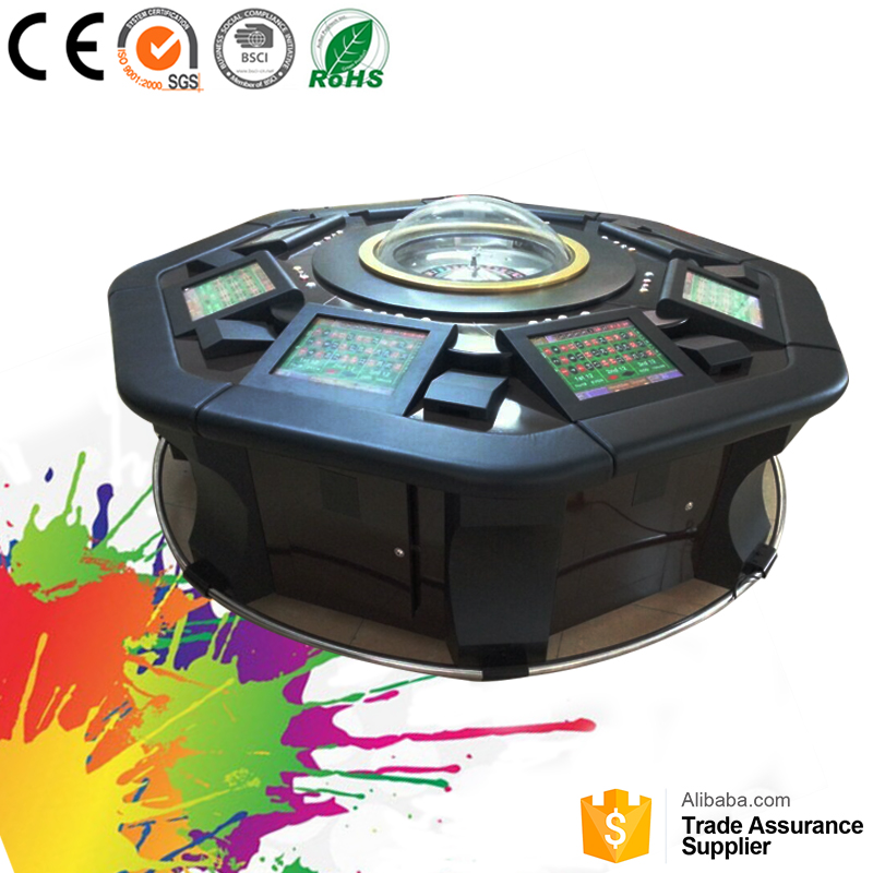 Factory price online casino gambling games roulette machines for sale