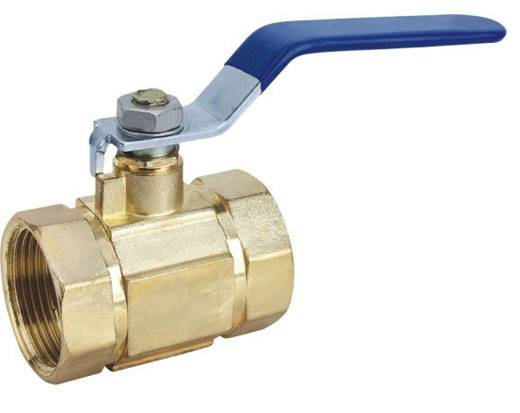 Zinc Ball Valve with Iron Ball and Steel Long Handle