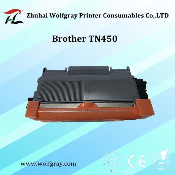 Compatible toner cartridge Brother TN450 for Brother HL-2220/2230/2240D