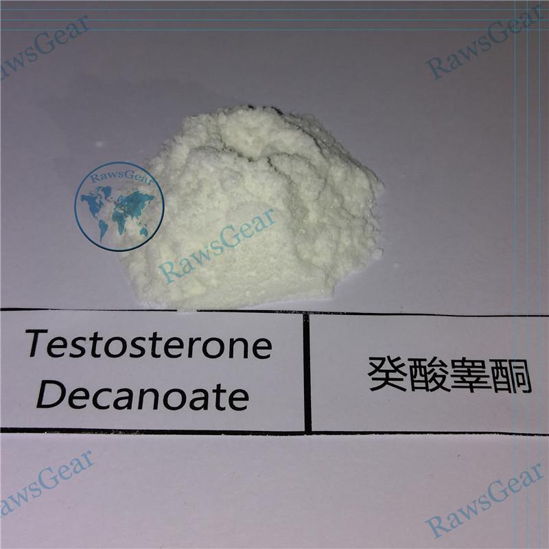 Testosterone Decanoate Raw Powder CAS 5721-91-5