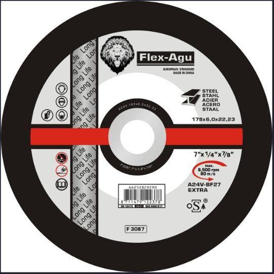Flexible Grinding Wheels