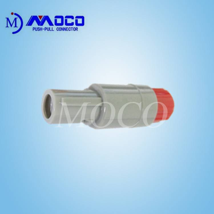 MOCO 2 pin to 14 pin plug plastic male connector