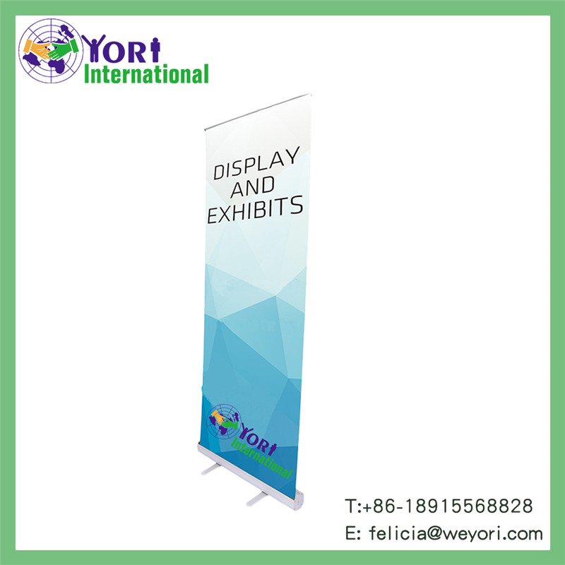 2016 yori hot selling display roll up banner stand